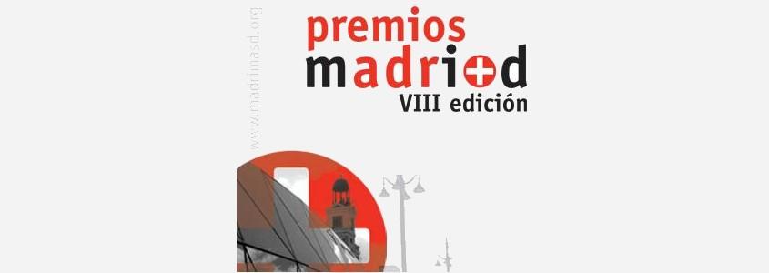 Premios Madrimasd VIII edición